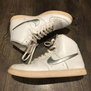 Nike Air Force 1 High Top White